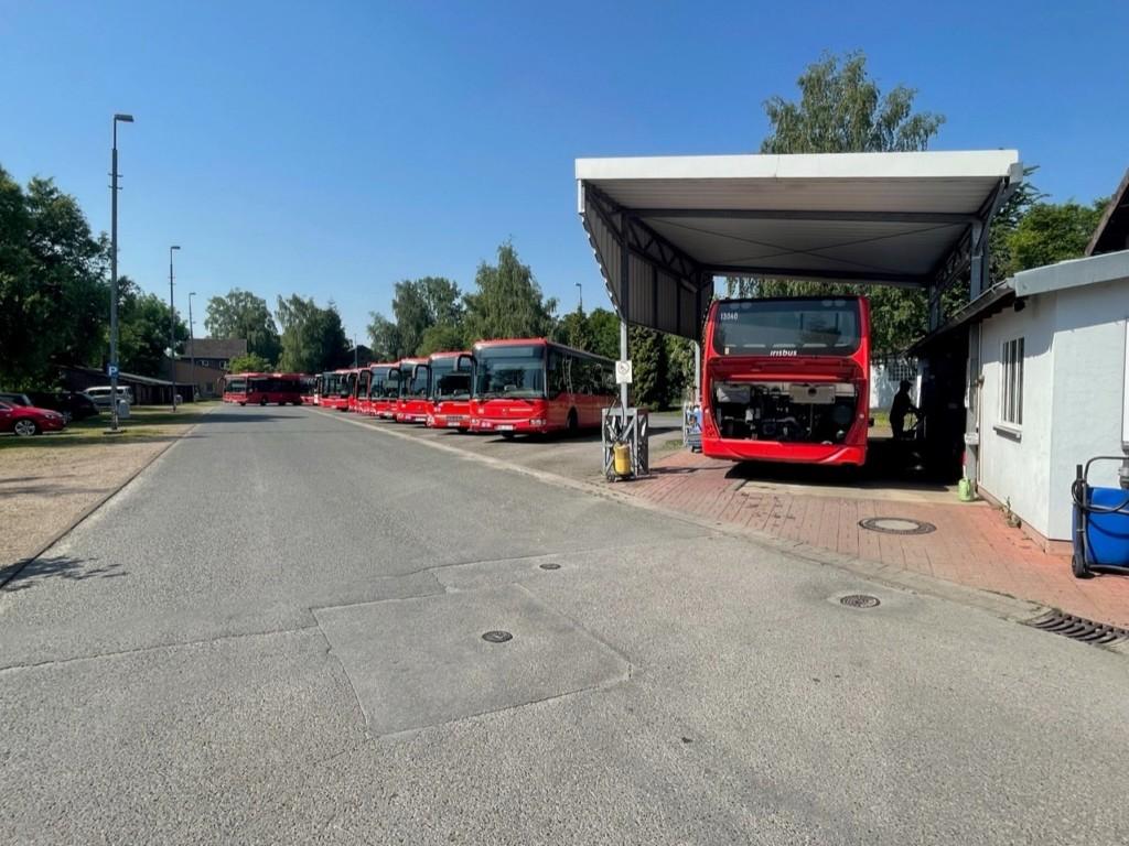 Besuch Holzminden Busgesellschaft