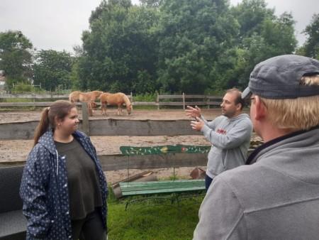 Besuch Tierheim Hachmühlen