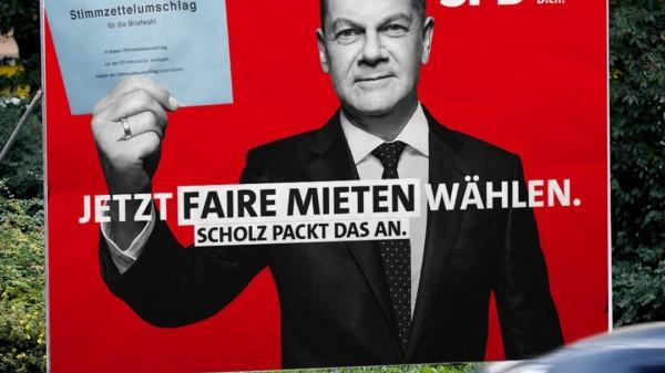 SPD Scholz